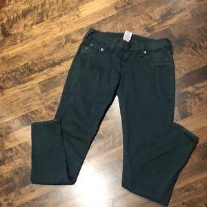 True Religion women's skinny jeans